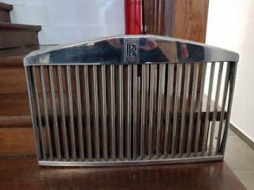 Radiator grill(Calender) of ROLLS ROYCE