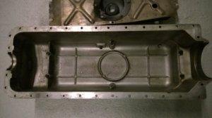 Carter moteur complet pour JAGUAR Type E 4,2   VENDU