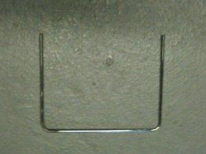 Chrome entourage de plaque minéralogique arrière pour JAGUAR MK1, MK2, Type S, etc....