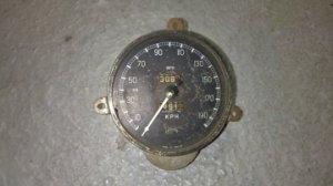 Compteur de vitesse en kilométres/heure pour JAGUAR