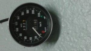 Compteur de vitesse en km/h pour JAGUAR XJ 6 Série 2  VENDU