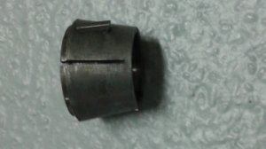 Crankshaft cone for JAGUAR XK engine with woodruff key