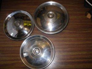 Enjoliveurs de roues pour VESPA  VENDU