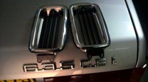Grille de calandre pour BMW 635 CSi  et 628 CSi