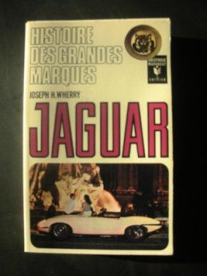 Histoire des grandes marques JAGUAR  Collection MARABOUT