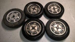 5 WheelsINNOCENTI Mini  De Tomaso