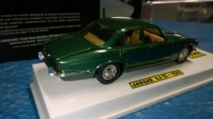 JAGUAR XJ 12 squale 1/43° by SOLIDO  N°1501