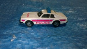 JAGUAR XJS   POLICE (in red) by CORGI