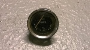 Manomètre de gauge à essence de marque Jaeger