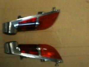 JAGUAR Type S, 420, MK10, 420G Paire de feux arrière complet