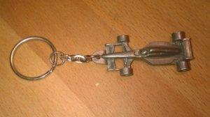 Porte-clefs JAGUAR Formule 1  (circa 2000)