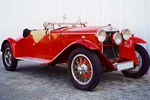1928 Alfa Romeo 6 C 1500