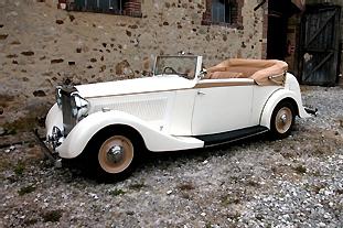 Bentley Mk6 Cabriolet Milord
