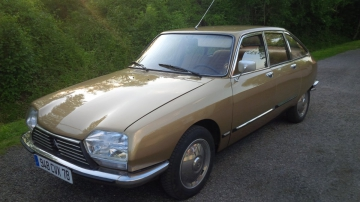 CITROËN GS PALLAS  1978