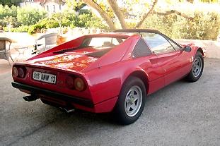Ferrari 308 GTS QV 1984