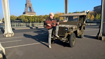 JEEP WILLYS MB de 1944