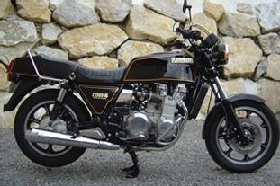 KAWASAKI Z GT 1300 1985