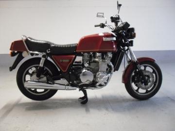 KAWASAKI Z1300 1982 Type A3