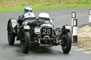 Riley Brookland 1928 9hp