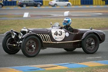 Riley TT Sprite 1937